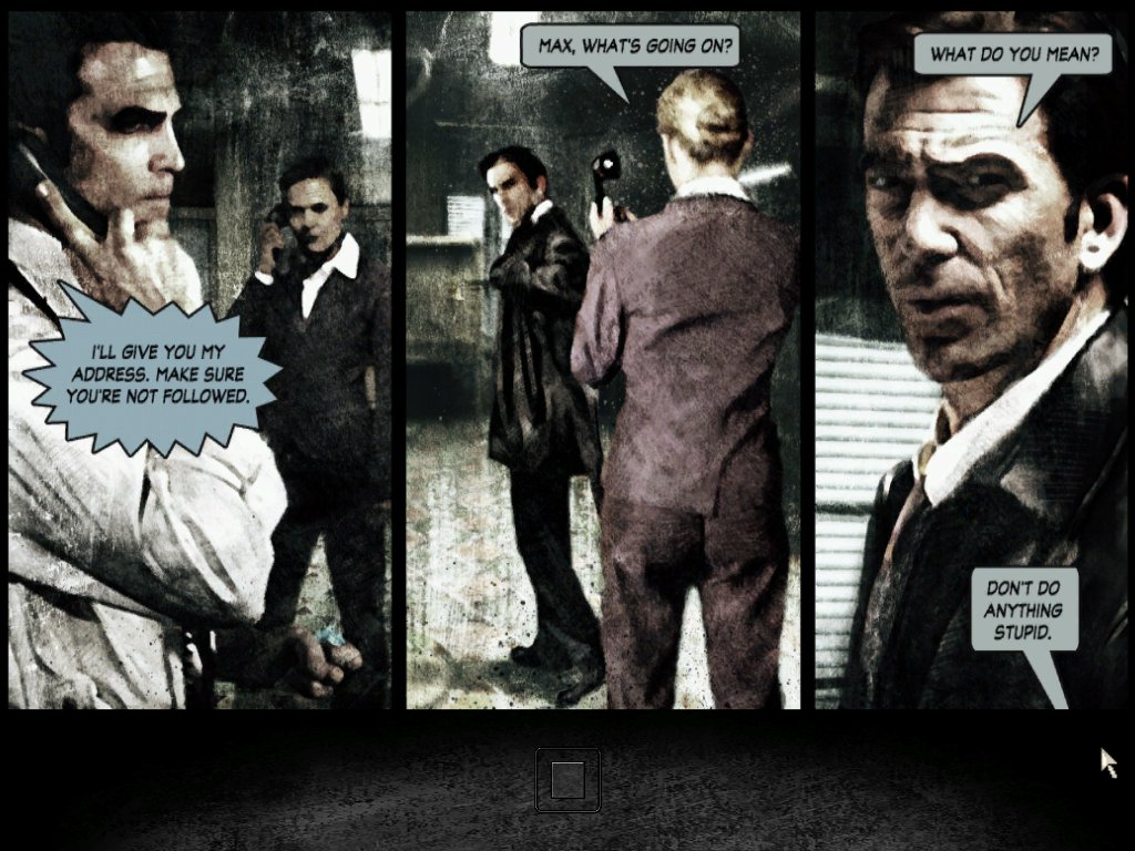 The Graphic Novel Sequences Are Largely The Same As In The First Game Using A Combination Of Real Life Actors And Computer Generated Backgrounds