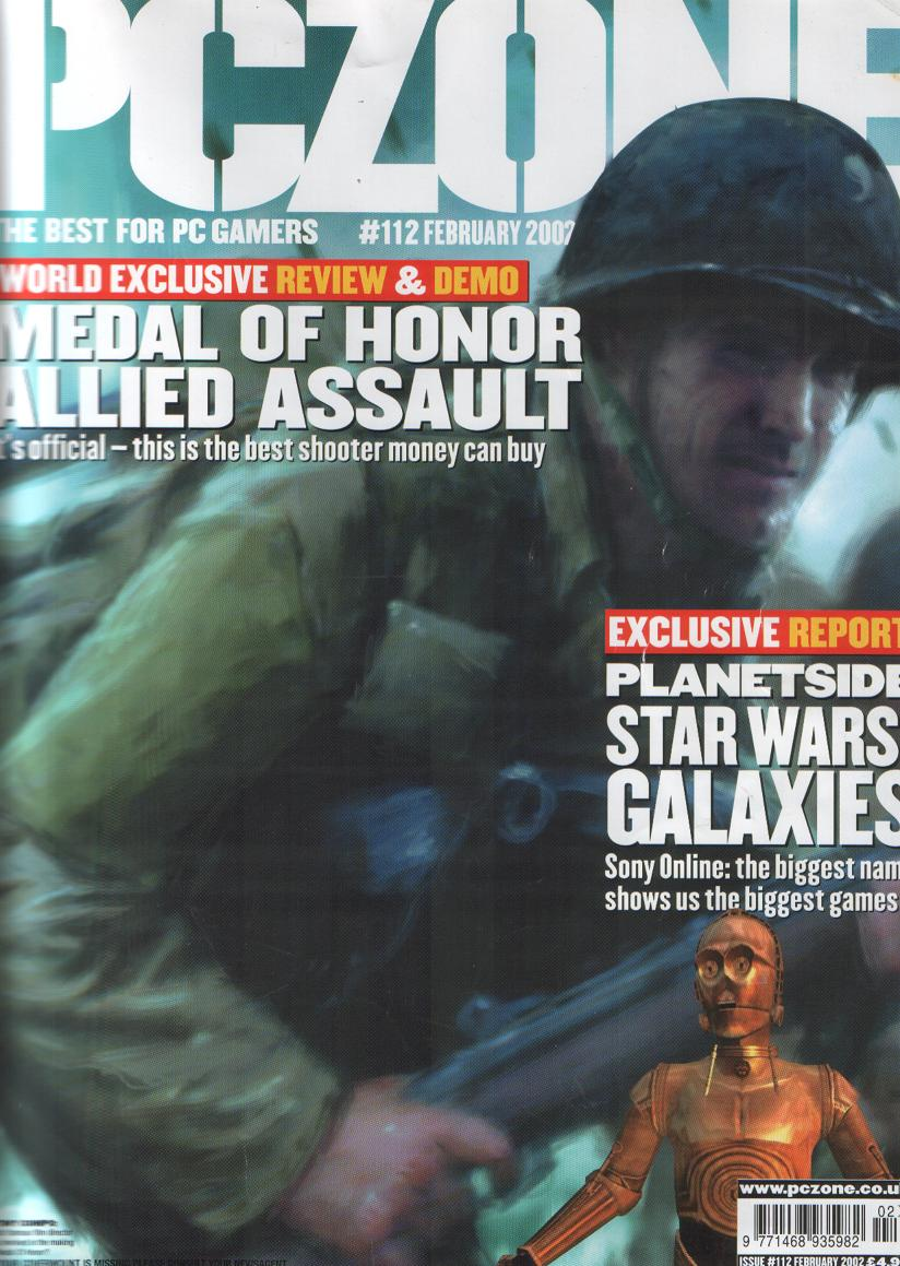 FFG Salutes: PC Zone | A Force for Good : classic PC gaming
