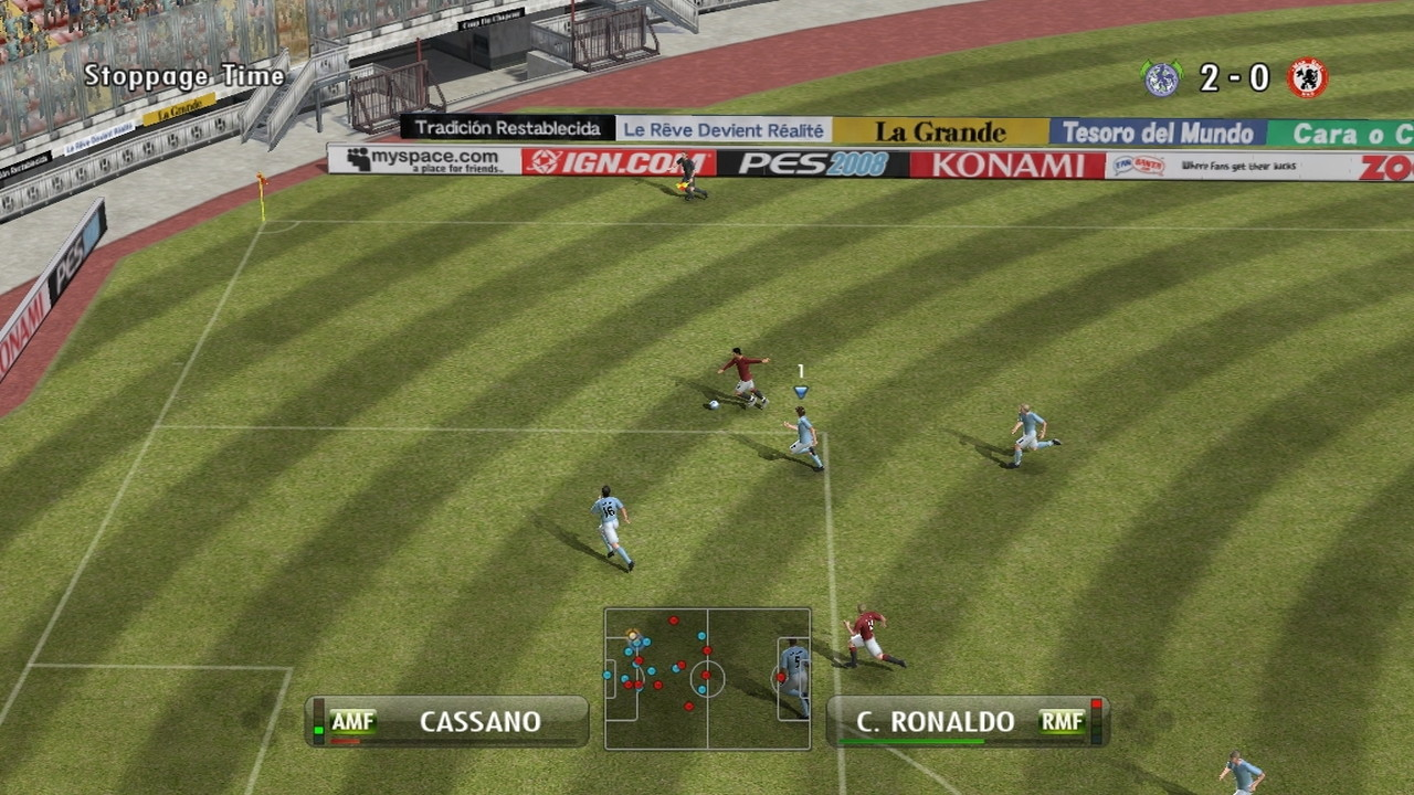 Pro Evolution Soccer 2008 | A Force for Good : classic PC gaming