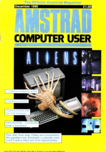 Don't talk to me about Aliens on the CPC. Just. Don't.