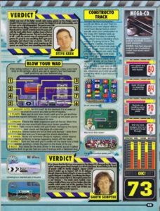 Early 90s CVG: likely to give you a headache.