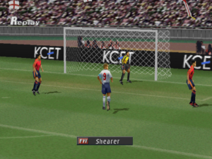 Shearer: 63 caps, 30 goals; Cole: 15 caps, 1 goal