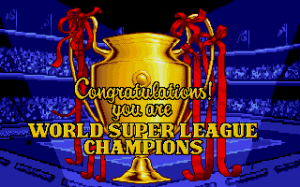 When I was little, I always dreamed of becoming World Super League Champions.