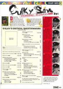 Zone 43 Culky Fireman