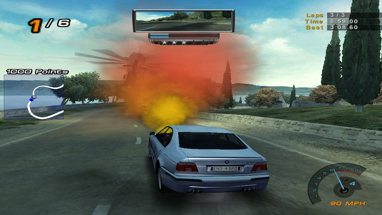 Need For Speed Hot Pursuit 2 A Force For Good Classic Pc Gaming