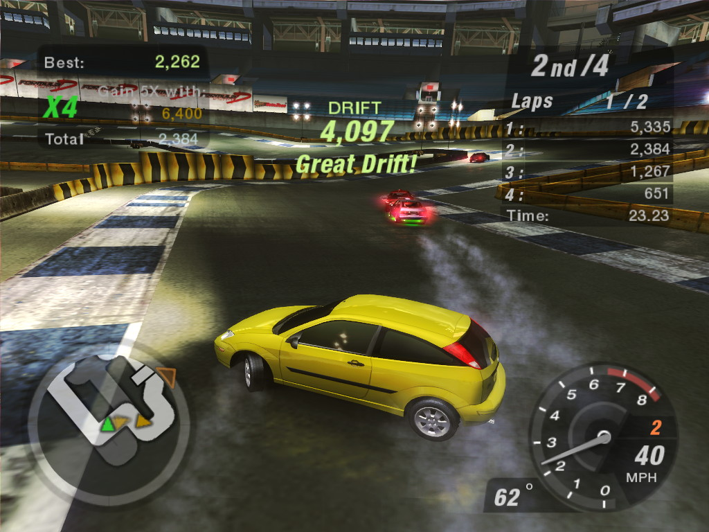 Need for Speed of drift racing