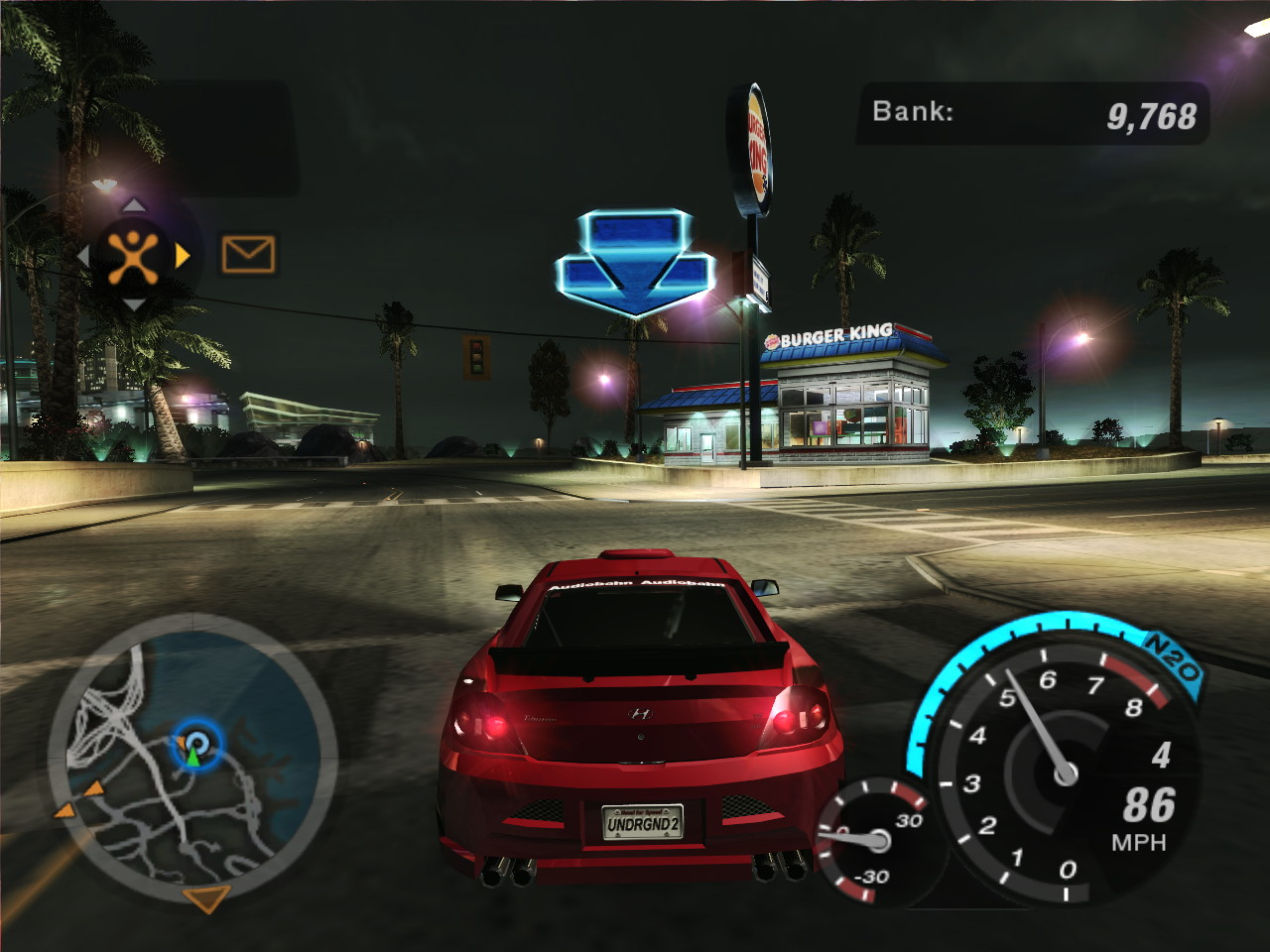 Need for Speed: Underground 2 | A Force for Good : classic